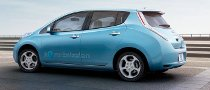 Nissan Leaf Purchase Process Announced