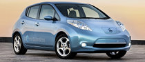 Nissan Leaf Receives World Car of the Year Title