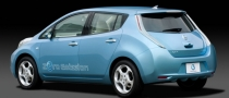 Nissan Leaf Reservations in the US in Spring 2010
