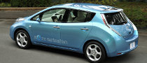 Nissan Leaf Uncovered