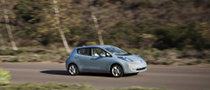 Nissan Leaf Won't Lose Value Faster than Conventional Rivals