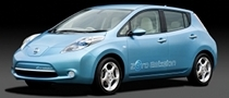 Nissan LEAF Zero Emission Tour Dates