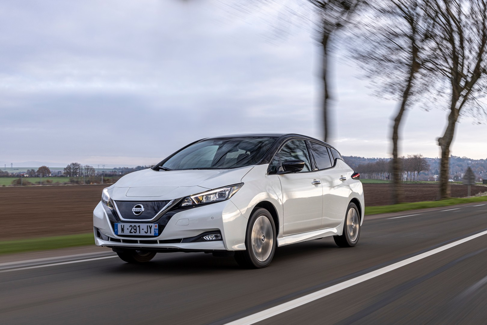 New Nissan Leaf10 Special Edition Celebrates 10th Anniversary Of The Japanese EV