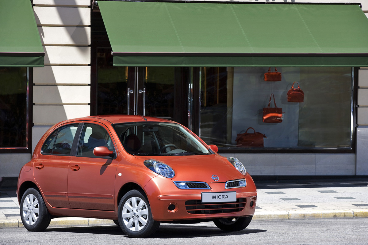 nissan micra connect special edition announced autoevolution. Black Bedroom Furniture Sets. Home Design Ideas