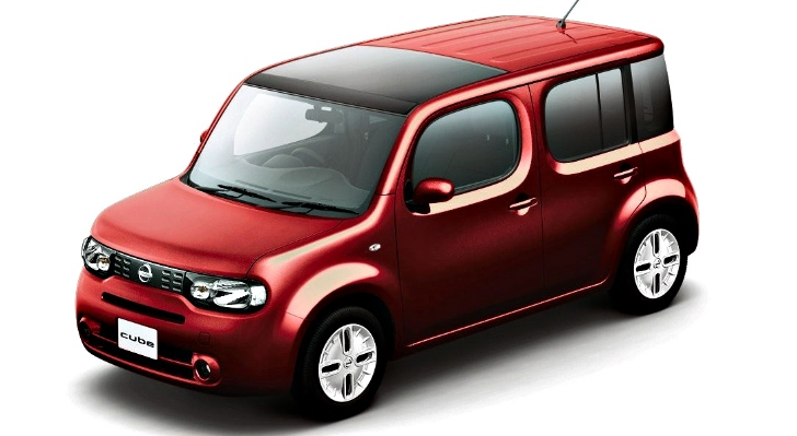 Nissan Mildly Refreshes The Cube Autoevolution