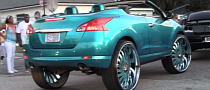 Nissan Murano CrossCabrio Donk in Florida [Video]