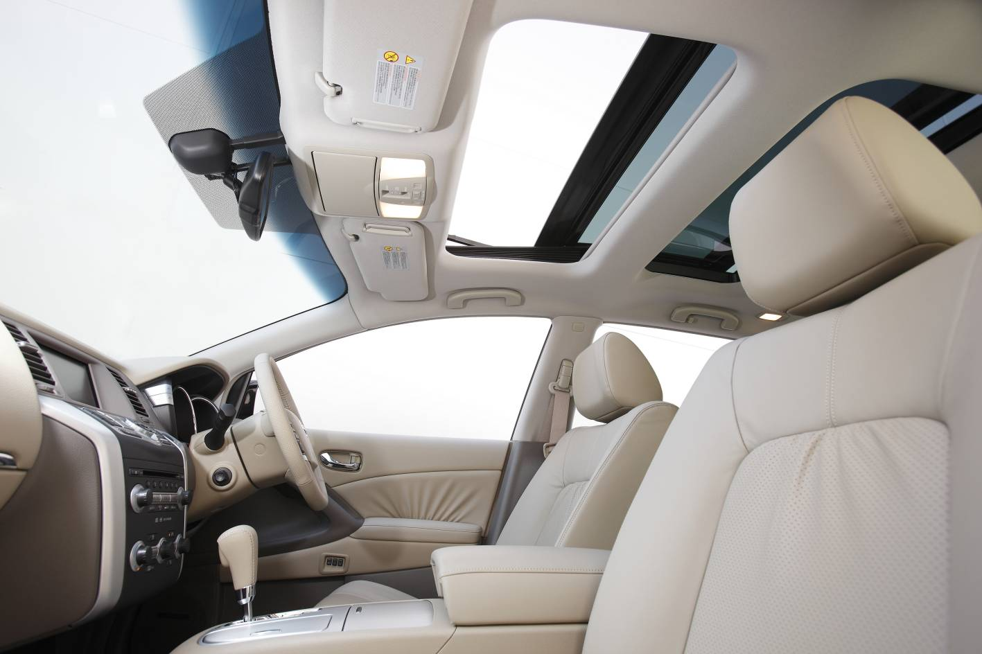 Nissan Murano Gets Glass Moonroof In Australia Autoevolution