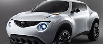Nissan Baptizes Its UK Built Crossover