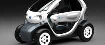 Nissan New Mobility Concept Ready to Roll