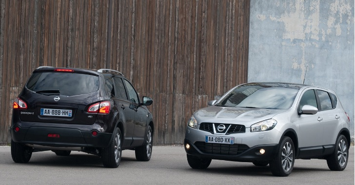 Nissan November Sales in Europe Jump 16%