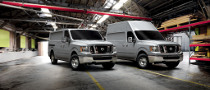 Nissan NV Commercial Vehicle Introduced in NA