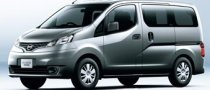 Nissan NV200, 2010 European International Van of the Year