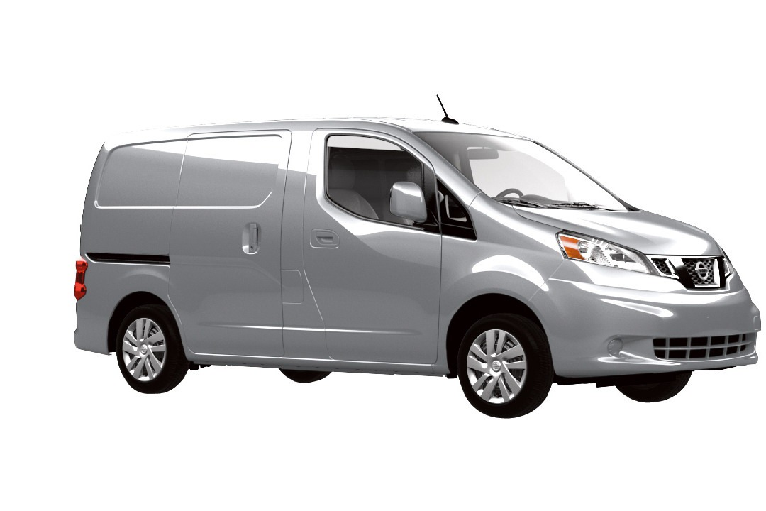nissan nv200 compact cargo van debuts in chicago autoevolution. Black Bedroom Furniture Sets. Home Design Ideas
