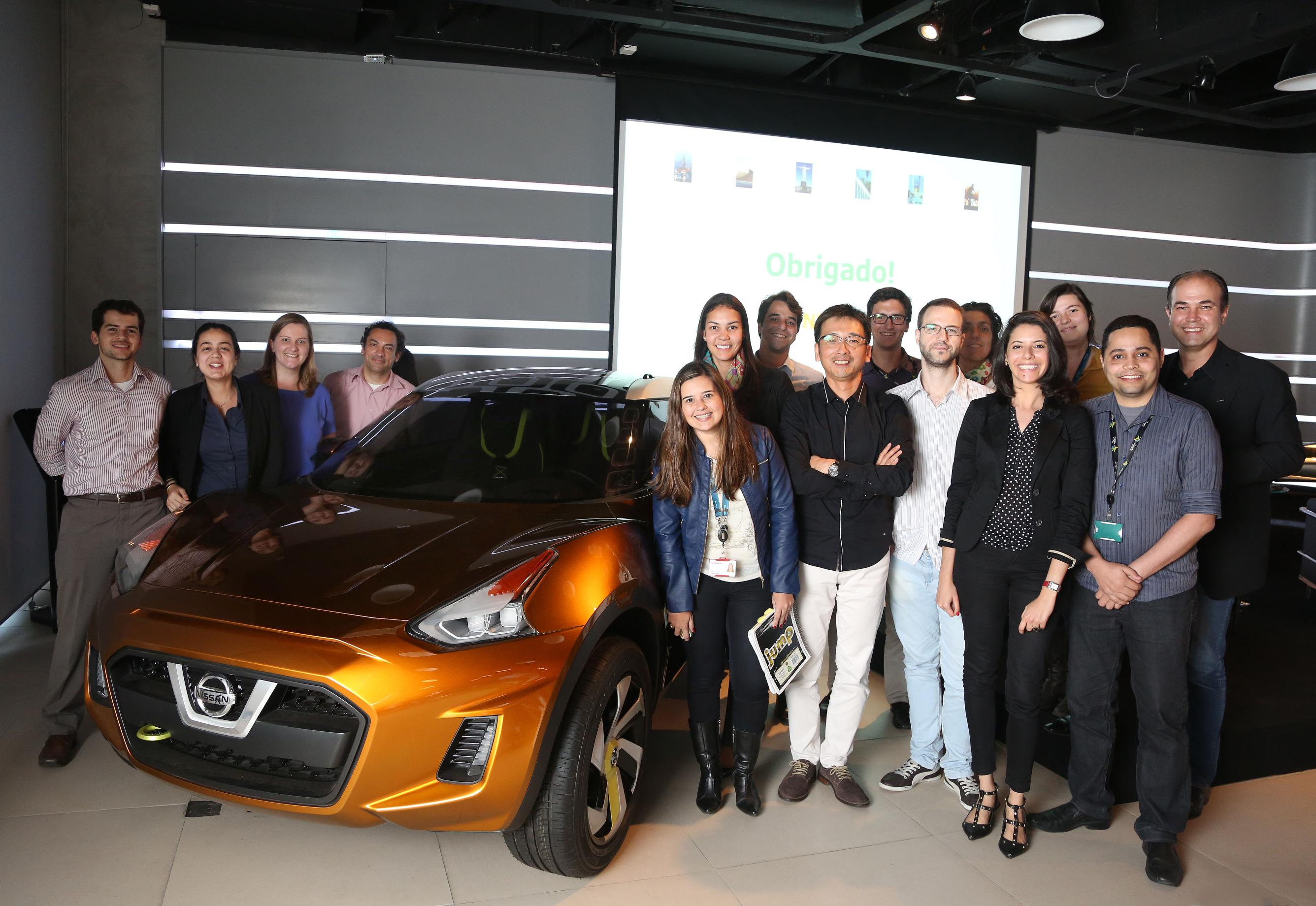 Nissan Opens New Design Studio In Rio Pledges To Focus On
