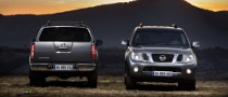 Nissan Pathfinder and Navara Facelift Full Details and Photos