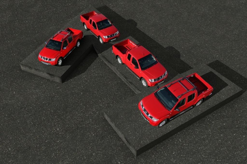 Nissan Pathfinder And Navara Facelift Full Details Photos