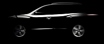 Nissan Pathfinder Teaser Released