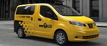 Nissan Presents Production NV200 - New York City Taxi