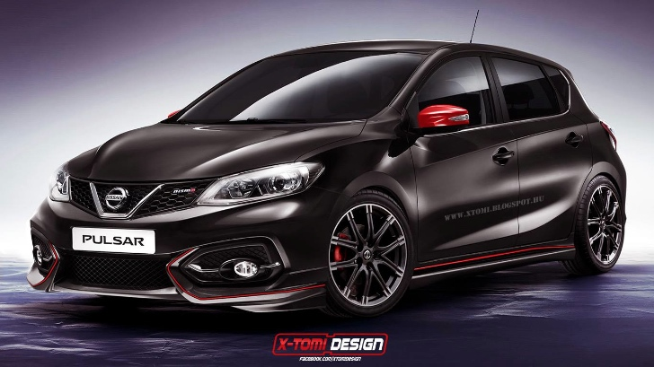 nissan pulsar nismo being considered but it needs a 250 hp engine autoevolution. Black Bedroom Furniture Sets. Home Design Ideas
