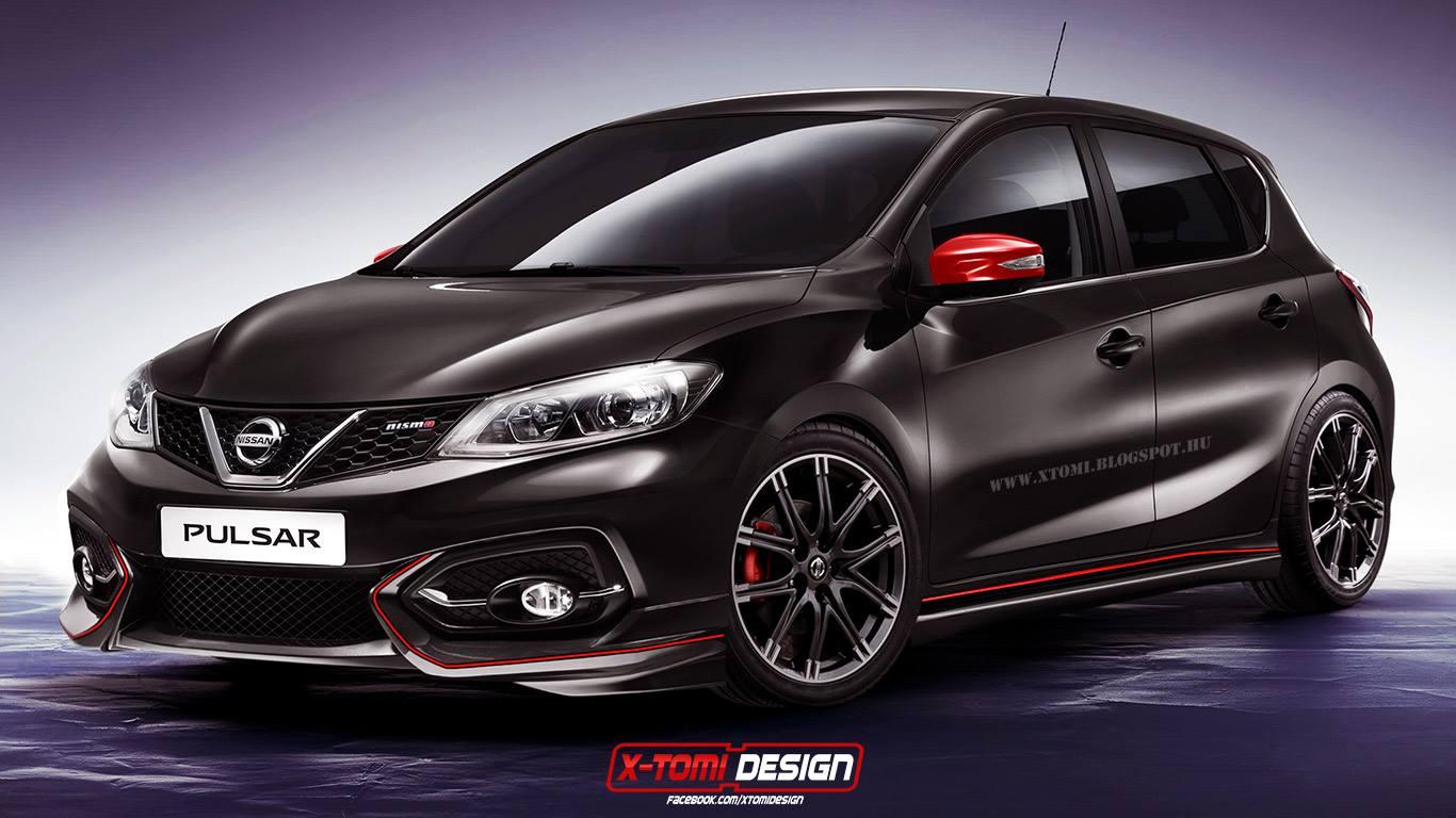Nissan Pulsar, Potential HRV Rival? - Honda HR-V Forum