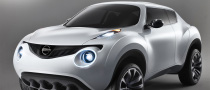 Nissan Qazana Official Photos and Details