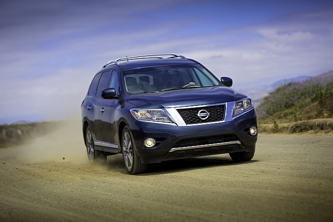 Nissan Recalls Five 2013 Models over Airbag Issues