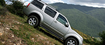 Nissan Recalls Frontier, Pathfinder, Xterra Due to Airbag Glitch