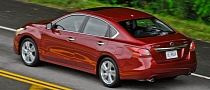 Nissan Recalls Over 120,000 2013 Altimas For... Spare Tire Inflation Issue
