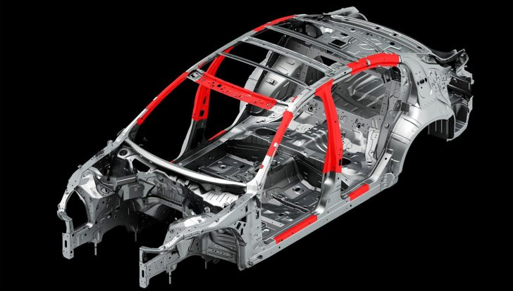 Nissan Reducing Weight by 15% with High Tensile Steel