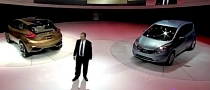 Nissan Resonance and Versa Note Launch at 2013 NAIAS [Video]