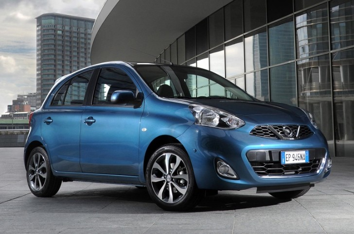 Nissan Reveals Euro-Spec 2013 Micra [Photo Gallery]