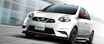 Nissan Reveals Micra Nismo and Nismo S [Photo Gallery]