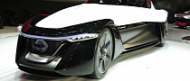 Nissan's BladeGlider Concept Is Different, Will Go Into Production [Live Photos]