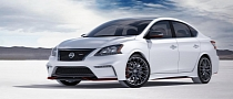 Nissan Sentra Goes Hot With Nismo Concept in LA [Photo Gallery]