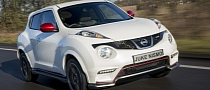 Nissan Sets UK Pricing for Juke Nismo