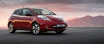 Nissan Sunderland Plant Starts Production of Leaf EV [Video] [Photo Gallery]