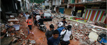 Nissan Supports South Asia Disaster Victims