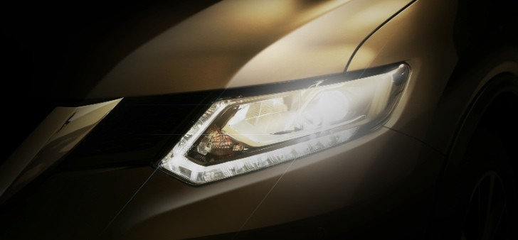 Nissan Teases 2014 X-Trail Ahead of Frankfurt Debut