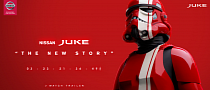Nissan Teases Star Wars Themed Juke Crossover [Video]