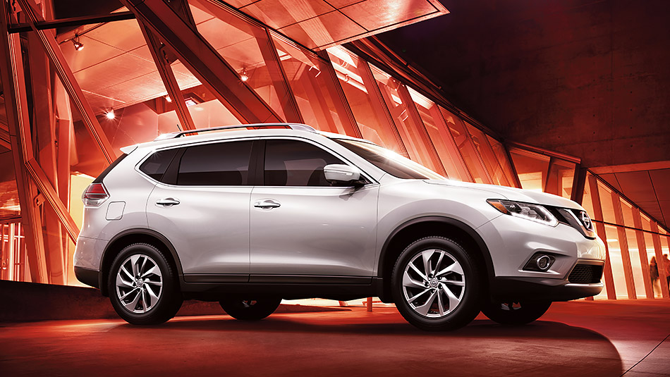 nissan to build rogue in japan for us market from spring 2016 autoevolution. Black Bedroom Furniture Sets. Home Design Ideas