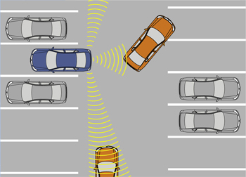 how to turn on hyundai collision avoidance