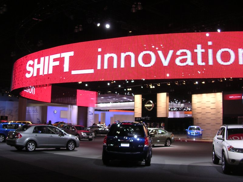 Nissan To Showcase Models At Upcoming Car Shows Autoevolution - Upcoming car shows