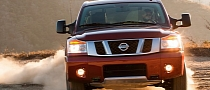 Nissan to Tackle Ford and Chevy Full Size Pickups