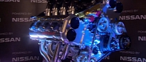 Nissan Turns Patrol Engine into V8 Supercars Race Unit [Video]