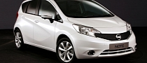 Nissan Unveils 2013 Euro-spec Note [Video] [Photo Gallery]