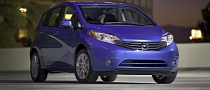 Nissan Unveils 2014 Versa Note for US Market in Detroit [Photo Gallery]
