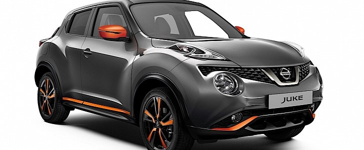 Nissan Upgrades Juke For The 2018 Geneva Motor Show Autoevolution