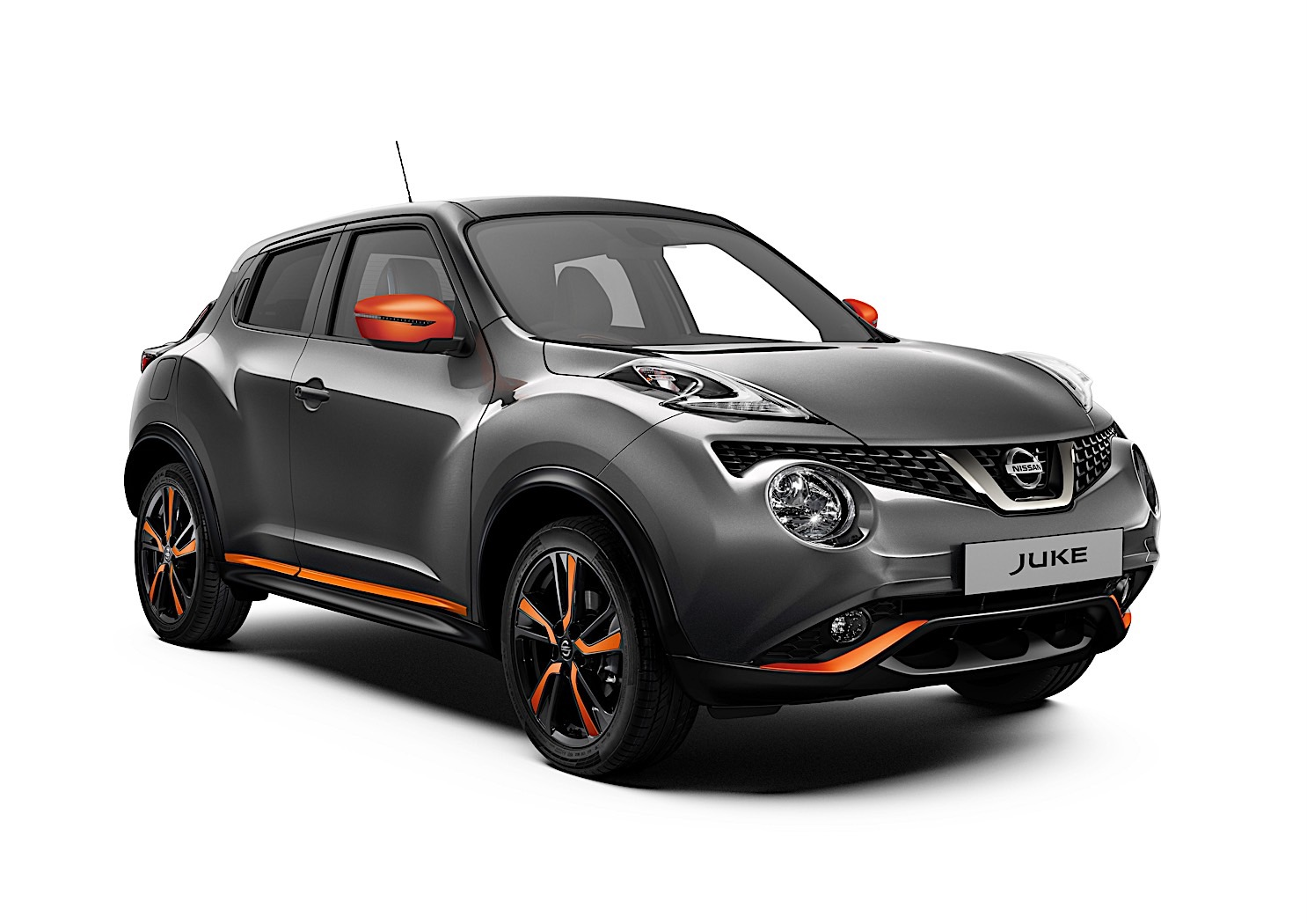 Nissan Upgrades Juke for the 2018 Geneva Motor Show - autoevolution