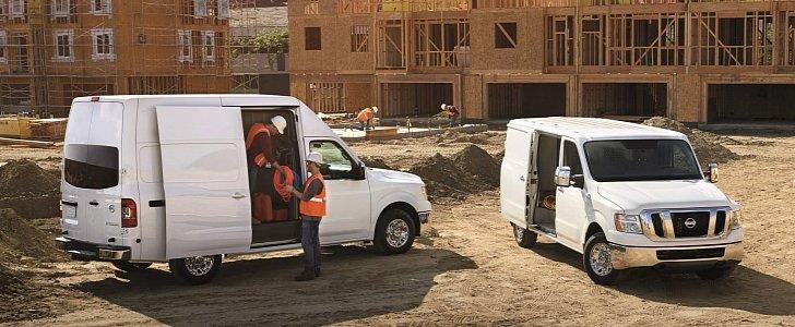 Nissan Upgrades NV Cargo Van, Passenger Van For 2019 Model ...