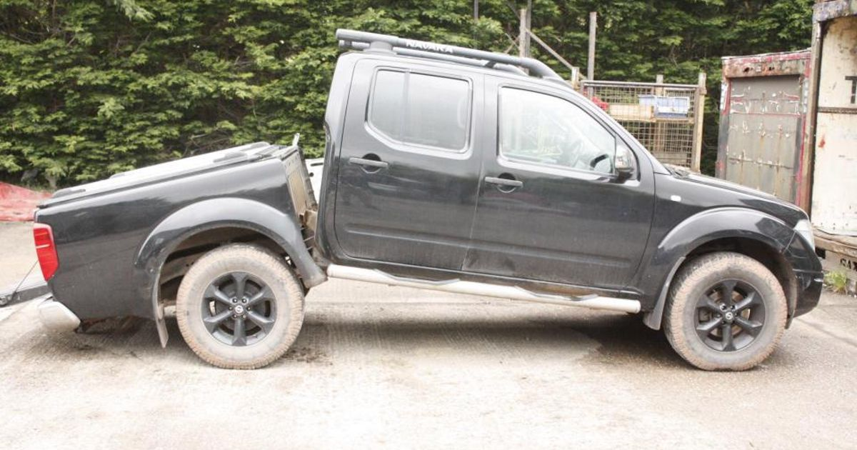 Nissan Navara Owners Request Recall Caign For Chassis Rust